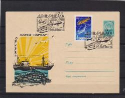 Noyta CCCP -  Visvangst - 1965  (RM10939) - Fishes