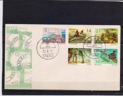 Papua New Guinea - Shark Snaring - LAE 22/8/73  (RM10964) - Poissons