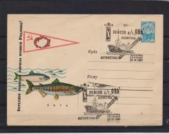 Noyta CCCP - Keta - 29/4/1965   (RM11031) - Fishes