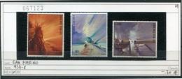 San Marino - Michel 936-938 - ** Mnh Neuf Postfris - Gemälde - Paintings - Tableaux - San Marino