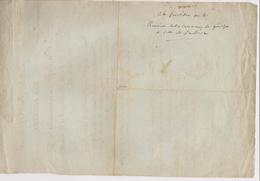 Gironde Guillos - Documenti Storici