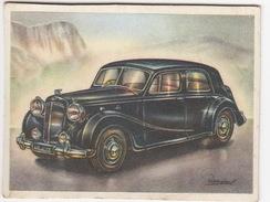 Chromo Cigarettes : Virginia 'Full Speed' - AUSTIN A 125 Saloon, Bj. 1952 - (Gr. Br.) -No. 147- (2 Scans) - Sigaretten