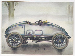 Chromo Cigarettes : Virginia 'Full Speed' - GARDNER-SERPOLLET , Bj. 1902 - (Frankrijk) - No. 11 - (2 Scans) - Autres Marques