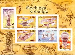 France.bloc No 103 De 2006.machines Volantes.n**. - Ongebruikt