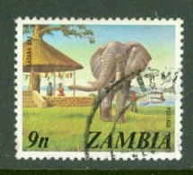 Zambia: 1975   Pictorial    SG232   9n     Used - Zambia (1965-...)
