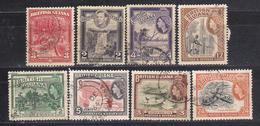 Lot 145  British Guana 8 Different - British Guiana (...-1966)