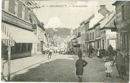 25. GRAMMONT. - La Grand'Rue. - Geraardsbergen