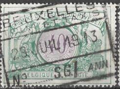 _7S-149:BRUXELLES /TOUR ET TAXIS // N°____SG/___ANN.:   40ct - 1895-1913