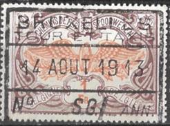 _7S-147:BRUXELLES /TOUR ET TAXIS // N°____SG/___ANN.:   1.00 - 1895-1913