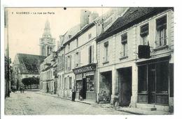 VIARMES - La Rue De Paris