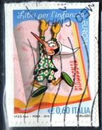 PIA - ITALIA - 2010 : Europa : Libri Per L' Infanzia : Pinocchio  - (SAS 3166) - Europa-CEPT