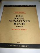 Das Neue Sonatinen Buch Klavier Martin Frey - Scores & Partitions