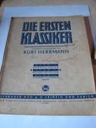 Die Ersten Klassiker  ( Vol. II) By Kurt Herrmann - Scores & Partitions