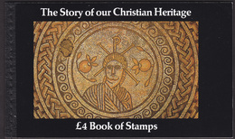 GREAT BRITAIN UK Prestige Booklet «Story Of Our Christian Heritage» MNH (Mi# 70 - SG#DX5). Perfect Condition - Markenheftchen