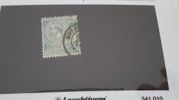 LOT 337696 TIMBRE DE MONACO OBLITERE N°16 VALEUR 40 EUROS  DEPART A 1€