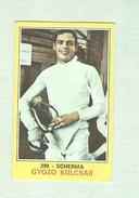GYOZO KULCSAR.....SCHERMA...L'ESCRIME..FENCING..SPADE..SPADA..SPORT - Fencing