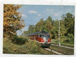 """TRAIN  - AK292711 Fernschnelltriebwagen """"Roland"""" Auf Der Strecke Frankfurt / Main - Mannheim - Trains"""