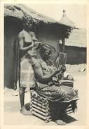 -size -format 15cms X 10,5cms -ref :U29- Afrique -africa -togo - Coiffure- Tresses -femmes   -publicité Santé- - Togo