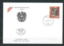 Österreich 1994  FDC  Sagen Und Legenden - FDC