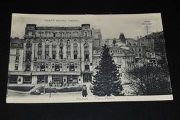 76- Nancy - Place Thiers, Grand Hotel Thiers - Nancy