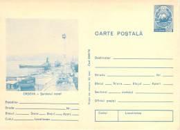 Romania 05  Orsova  Hafen      Cod  0269/76    Michel P 719 - Romania