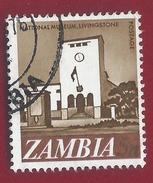 1968 - Zambia - National Museum - Livingstone - Mi:ZM 42 - Used - Zambia (1965-...)