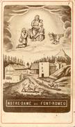Photo, Format Carte De Visite - Notre Dame De Font Romeu - Célébrités