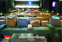 Carte Postale, Salle De Spectacles, Movie Theatre In Germany, München, Astor Cinema Lounge - Cinema