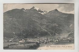 CPA POSCHIAVO (Suisse-Grisons) - Verso Il Pizzo Di Verona - GR Grisons