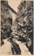 BIEL → Taubenlochschlucht Bei Biel Anno 1916   ►Feldpost◄ - BE Berne