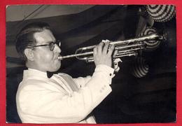 Tom Dallimore. Musicien Anglais . Luxembourg 1932 Avec L'orchestre De Efim Schachmeister. Photo Tony Krier, Luxembourg - Célébrités