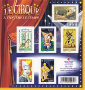 France Bloc N° 121** Le Cirque Bloc Neuf 2008 - Nuevos