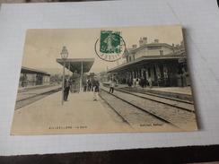 AILLEVILLERS - La Gare - Andere Gemeenten