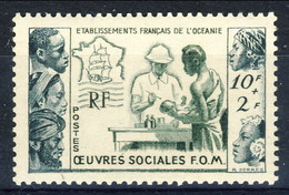 Oceania 1950 N. 201 MNH Cat. € 11.50 - Unused Stamps