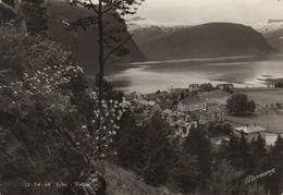 Norvège - CARTE POSTE DE SYLTE I Vallal Valdalen- VUE AERIENNE - Norwegen