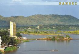 REPUBLIUCA CENTRO AFRICANA, BANGUI, HOPTEL OUBANGUI [31584] - Centrafricaine (République)