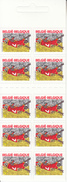 Thematiques Timbres Belgique Lot De 1 Carnet De 10 Timbres 2000 Football Validité Permanente Equivalent 7.90 Euros - Unused Stamps