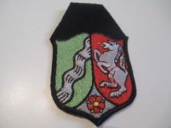 Ecusson Tissu Ancien /Police  / ALLEMAGNE/Années 1970 -1980  ET130 - Ecussons Tissu