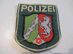 Ecusson Tissu Ancien /Police  / ALLEMAGNE/Années 1970 -1980  ET128 - Patches