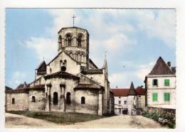 CP 10*15-ZC117-SEMUR EN BRIONNAIS L EGLISE - Otros Municipios
