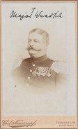 Foto Lyck Ostpreussen Major Wendsch  Orden Ordenspange Inowrazlaw Hohensalza Deutscher Soldat 1.Weltkrieg - Guerre, Militaire