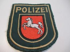 Ecusson Tissu Ancien /Police / ALLEMAGNE/Niedersachsent/Années 1970 -1980  ET117 - Patches