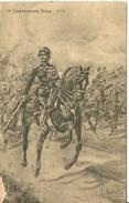 Gendarmerie Belge 1918 Illutrateur Kettelle - Politie-Rijkswacht