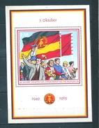 Allemagne Orientale  Bloc Feuillet De 1969  N°23  Neuf ** - DDR
