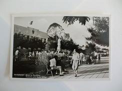 Postcard Postal - Moçambique Inhambane Praça Da República Concerto Pela Banda Militar - Mozambique