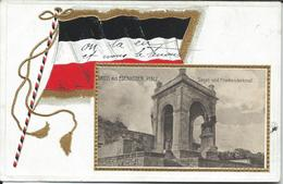 CP - Allemagne - Gruss Aus Edenkoben Pfalz  1919 - Edenkoben