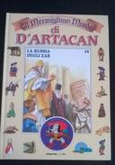 """IL MERAVIGLIOSO MONDO DI D'ARTACAN """"LA RUSSIA DEGLI ZAR"""" DE AGOSTINI JUNIOR N. 10 1992 - Enfants"""