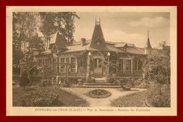 Dept 91 Morsang Sur Orge - Le Parc Beauséjour - Hameau Diablotins   ( Scan Recto Et Verso ) - Morsang Sur Orge