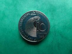 France 10 Francs 1986 Robert Schuman - France