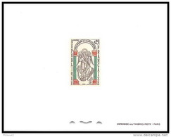 France - N° 1482 Millénaire Du Mont-Saint-Michel. épreuve De Luxe (deluxe Proof) - Prove Di Lusso